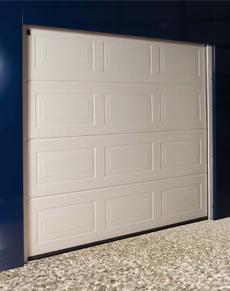 Ds portes de garage sectionnelles for Porte de garage strasbourg