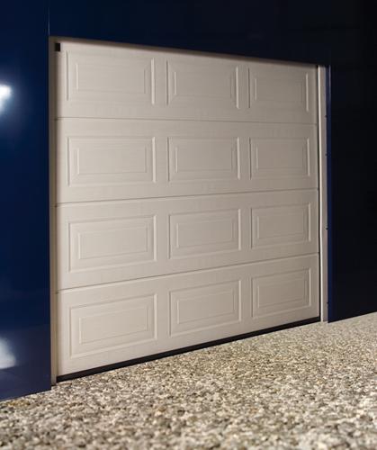 ds portes de garage sectionnelles. Black Bedroom Furniture Sets. Home Design Ideas